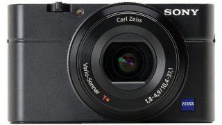 私の購入予定のカメラ【サイバーショット DSC-RX100 】