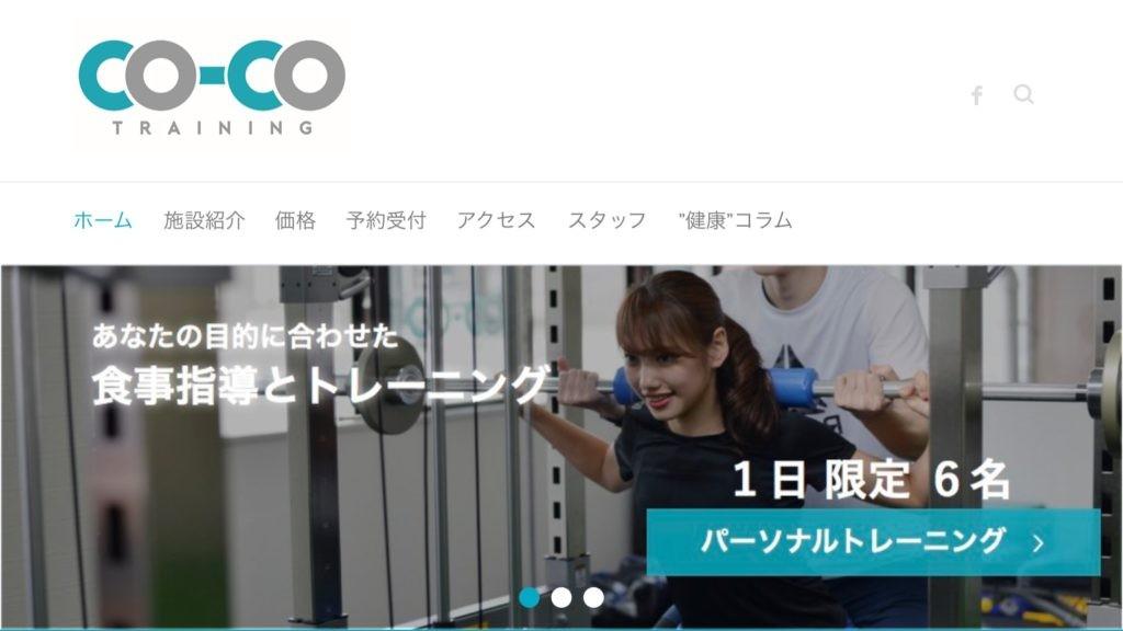 COCO Training