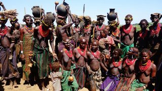 【エチオピア民族巡り】ダサネチ族に、会ってきた。