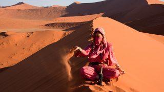 【ナミビア観光】レンタカー(ツアー) 宿、費用など。