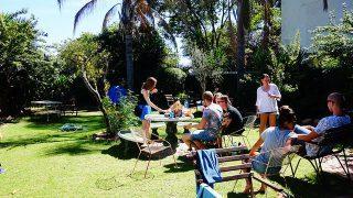 南アフリカのステレンボッシュでお勧めの宿。無意識に住みたい街を探してる。