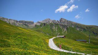 スイスグリンデルワルトを観光。ハイジの世界にウットリ!