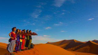 アラサー8人夏物語。ナミブ砂漠ではしゃぐの巻。