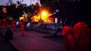 街全体が世界遺産?ルアンパバーンを観光。
