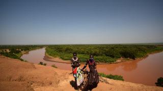 【エチオピア民族巡り】カロ族×絶景コラボが素晴らしすぎる件。