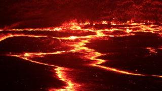 エチオピアの火山が強烈すぎる件 inダナキルツアー【三日目】