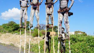 【エチオピア民族巡り】カイアファールマーケットへ!