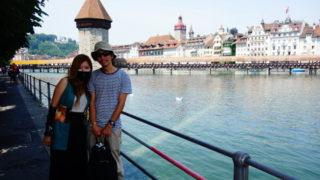 やっぱりスイスは高かった・・ルツェルンを観光。