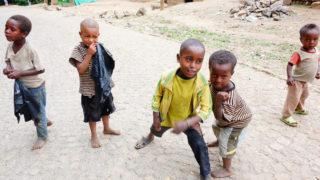 エチオピア人は、水泳が苦手?