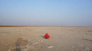 アフリカの塩湖へGO! inダナキルツアー【一日目】