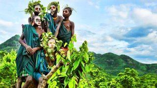 ヨシダナギさんは、私のアフリカの大先輩!憧れの旅人です。