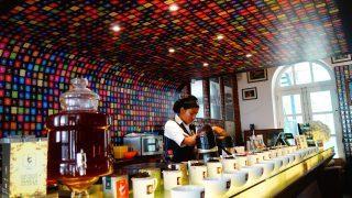 The t -Lounge by Dilmah。スリランカの首都コロンボにあるお洒落で女子力が高いカフェ!